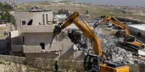 الاحتلال نفذ 686 عملية هدم من بينها 300 في القدس عام 2019
