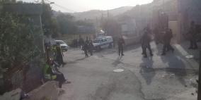 إصابات خلال اعتداء الاحتلال على مقدسيين تصدوا لعملية هدم منزل