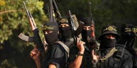 الجهاد تنفي اطلاق صاروخ وترد على اتهامات الاحتلال
