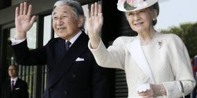 إمبراطور اليابان يتنازل عن عرشه بعد 30 عاما