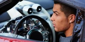 رونالدو يشتري أغلى سيارة في التاريخ