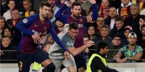برشلونة يضع قدما في نهائي الأبطال بفوزه على ليفربول