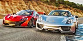 تعرّف على أشهر السيارات الرياضية في العالم