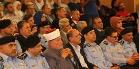 الشرطة تطلق فعاليات أسبوع المرور العربي