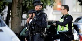 """الشرطة البريطانية تطوّق منطقة بسبب """"جسم مريب"""""""