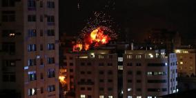 25 شهيدا.. تطورات العدوان الاسرائيلي على قطاع غزة