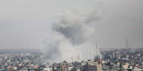 3 شهداء بينهم رضيعة في قصف اسرائيلي شمال غزة
