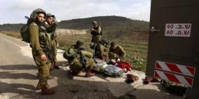 إصابة جنديين اسرائيليين بسقوط صاروخ شمال النقب