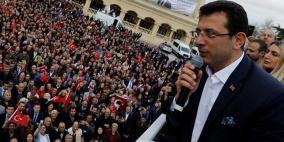 رئيس بلدية اسطنبول يتوعد بقيادة ثورة