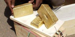 بالصور.. إحباط تهريب كميات من الذهب بطائرة في السودان
