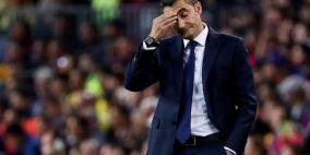 """""""بند سري"""" يدفع برشلونة لإقالة فالفيردي"""