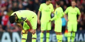 صحيفة: لاعبو برشلونة فى حالة سيئة للغاية