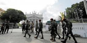 اعتداءات على مسلمين..تدفع لحظر التجول على مدينة سريلانكية