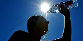 أجواء حارة في مختلف المناطق والأرصاد تحذر من التعرض المباشر للشمس