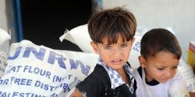 أكثر من مليون شخص في غزةقد لا يكون لديهم طعام كاف بحلول حزيران