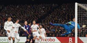 مفاجأة.. ريال مدريد يحسم قراره بين كورتوا ونافاس