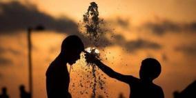 موجة شديدة الحرارة تضرب فلسطين نهاية الأسبوع