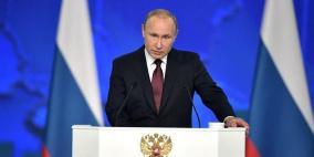 بوتين يلوم إيران