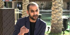 """الفنان الفلسطيني الحوراني يشارك """"جاكي شان"""" بفيلم عالمي"""