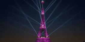 """صور.. باريس تحتفل بالذكرى 130 لإنشاء برج """"إيفل"""""""