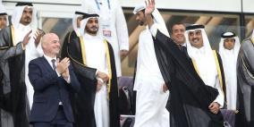 افتتاح درة ملاعب مونديال قطر 2022 بحفل مبهر