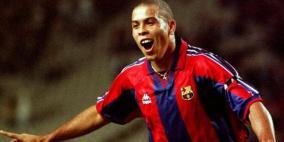 قصة نادل الفندق الذي أقنع رونالدو باللعب لبرشلونة
