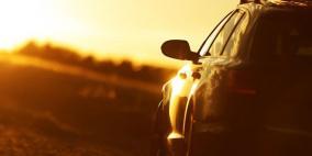 نصائح للحفاظ على السيارة عند ارتفاع درجات الحرارة