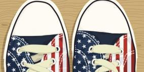 الحذاء عنوان الحرب القادمة بين الصين وأمريكا