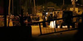 الاحتلال يصيب طفلا ويعتقله جنوب بيت لحم