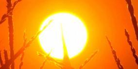 حالة الطقس: أجواء شديدة الحرارة حتى نهاية الأسبوع