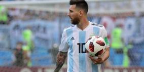 تشكيلة الأرجنتين النهائية لكوبا أميركا