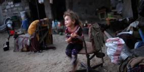 ثلثا الأسر الفلسطينية في قطاع غزة تعاني من انعدام الأمن الغذائي