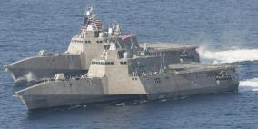 مسؤول إيراني: قواتنا قادرة على إغراق السفن الأمريكية بأسلحة سرية