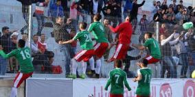 شباب الأمعري يتأهل لبطولة كأس فلسطين