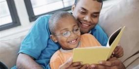 القراءة لطفلك تقوي الرابطة الأبوية
