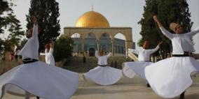 """الصوفية.. """"ثروة روحية"""" في القدس"""