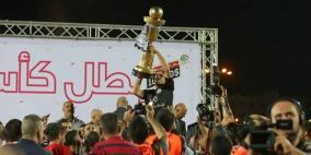 بلاطة والأمعري يتأهلان لنهائي بطولة كأس فلسطين