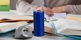 عبوتان من شراب الطاقة خطر على القلب