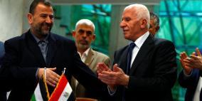الاحمد: مصر تقوم بتحرك جدي في ملف المصالحة بعيدا عن الإعلام