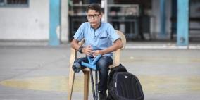 الصحة العالمية: إعاقة 3 أطفال في غزة كل شهر والعدد مرشح للزيادة