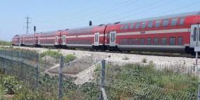 مصرع شخص تحت عجلات القطار قرب اللد