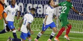 البرازيل تفوز في افتتاح كوبا أمريكا