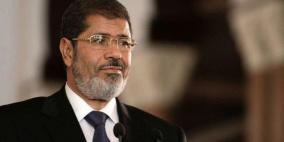 حماس تعلق على وفاة محمد مرسي