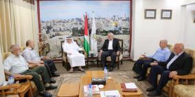 حماس تكشف تفاصيل لقائها مع السفير العمادي