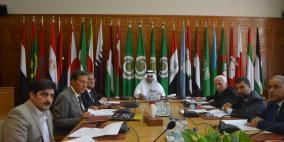 البرلمان العربي يؤكد على مركزية القضية الفلسطينية للأمة