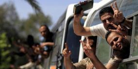 """5 أعوام على إعادة اعتقال محرري صفقة """"وفاء الأحرار"""""""