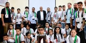 وفد النادي الفلسطيني الأمريكي يبدأ جولته السنوية في أرض الوطن