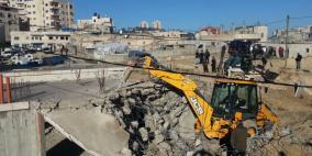 الاحتلال يخطر بهدم منزل في سلوان