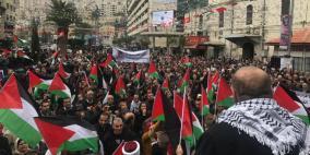 فعاليات نابلس تدعو لأوسع مشاركة في الفعاليات المناهضة لورشة البحرين