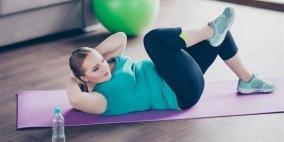 """التمارين الرياضية في البيت لا تقل فائدة عن """"الجيم"""""""